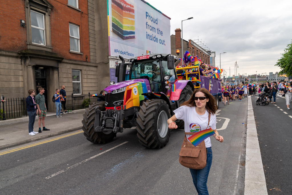 DUBLIN LGBTQ PRIDE PARADE 2019 [NEAR MOSS STREET - TALBOT BRIDGE]-153828