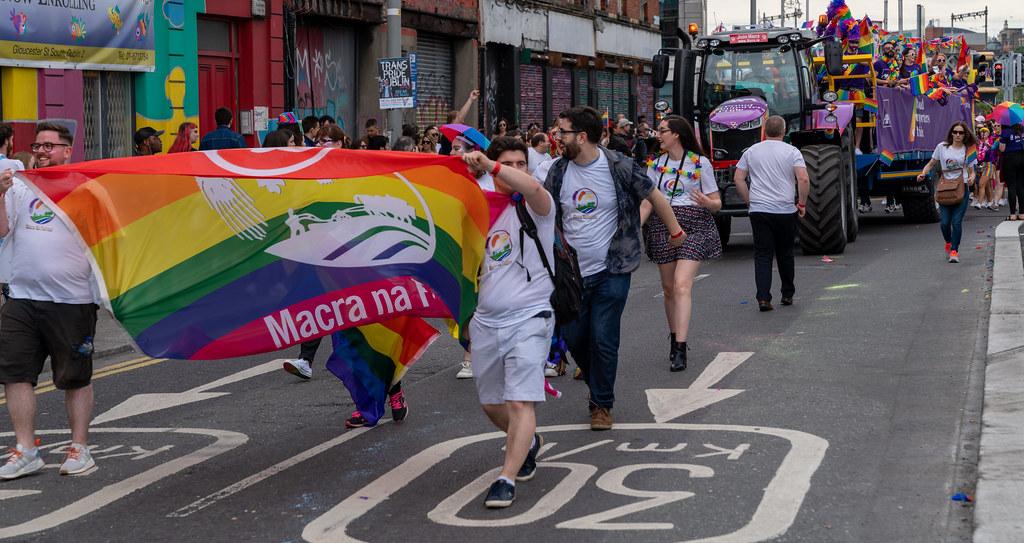 DUBLIN LGBTQ PRIDE PARADE 2019 [NEAR MOSS STREET - TALBOT BRIDGE]-153823
