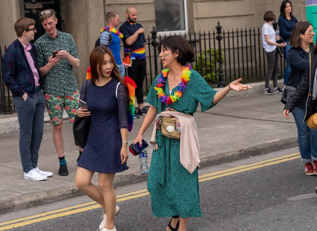 DUBLIN LGBTQ PRIDE PARADE 2019 [NEAR MOSS STREET - TALBOT BRIDGE]-153817