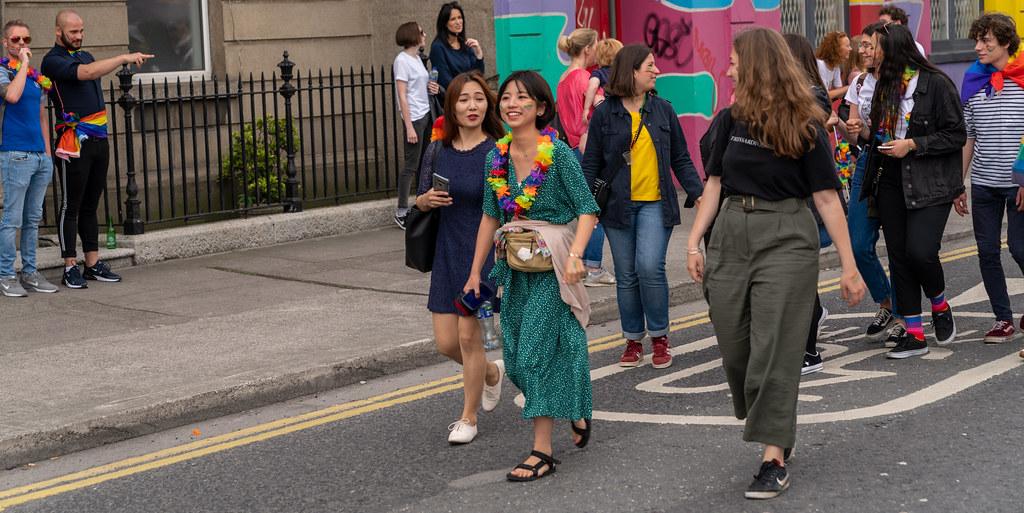 DUBLIN LGBTQ PRIDE PARADE 2019 [NEAR MOSS STREET - TALBOT BRIDGE]-153816