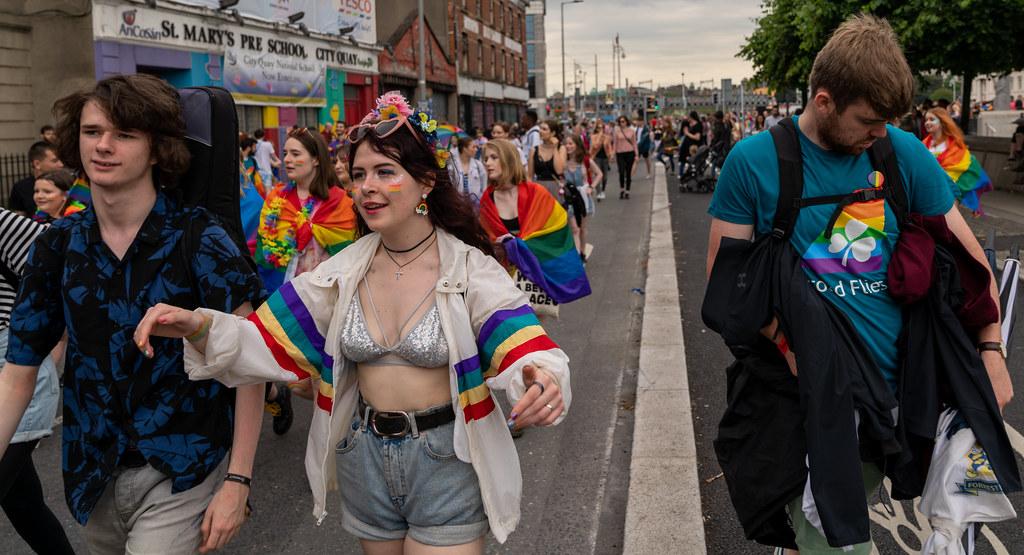 DUBLIN LGBTQ PRIDE PARADE 2019 [NEAR MOSS STREET - TALBOT BRIDGE]-153813