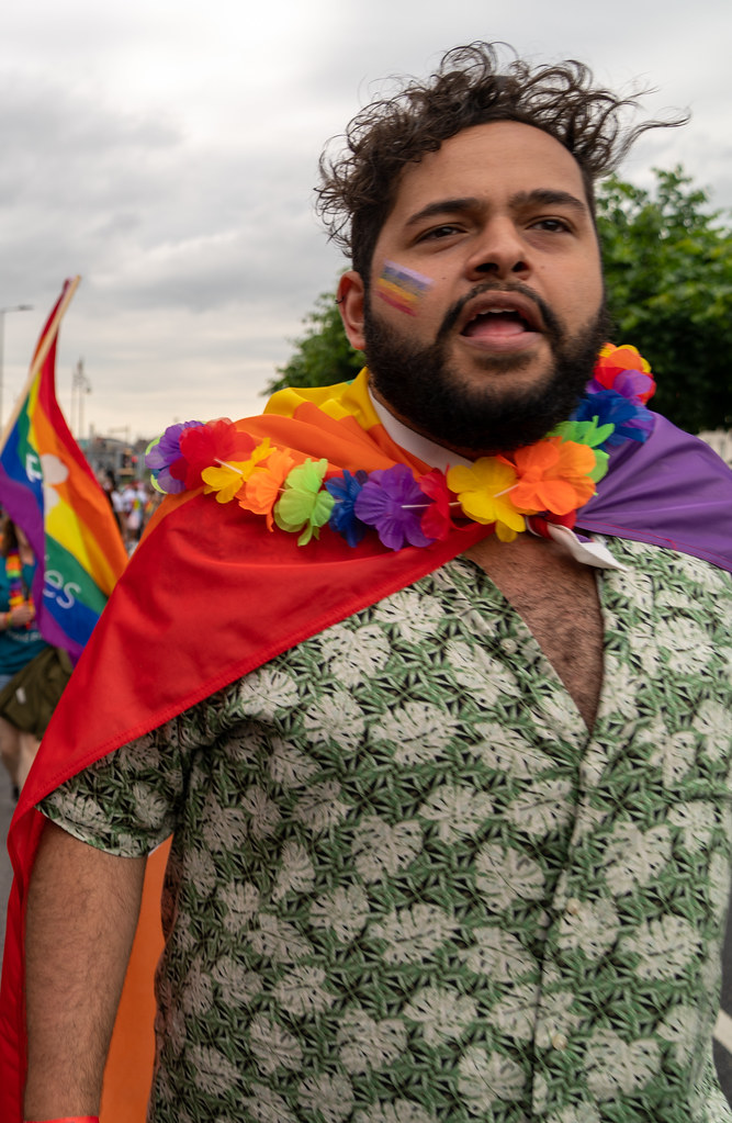 DUBLIN LGBTQ PRIDE PARADE 2019 [NEAR MOSS STREET - TALBOT BRIDGE]-153810