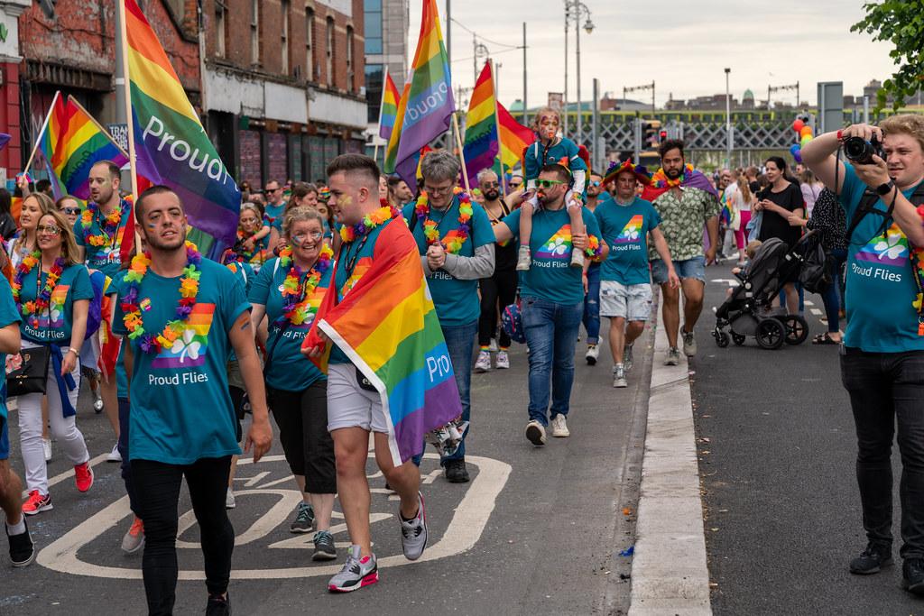DUBLIN LGBTQ PRIDE PARADE 2019 [NEAR MOSS STREET - TALBOT BRIDGE]-153809