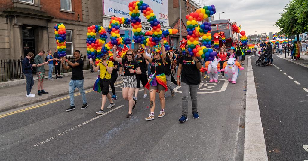 DUBLIN LGBTQ PRIDE PARADE 2019 [NEAR MOSS STREET - TALBOT BRIDGE]-153805