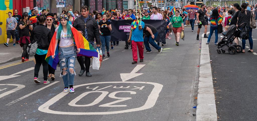 DUBLIN LGBTQ PRIDE PARADE 2019 [NEAR MOSS STREET - TALBOT BRIDGE]-153798