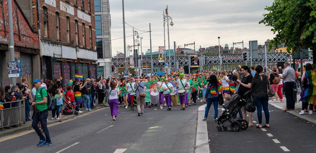 DUBLIN LGBTQ PRIDE PARADE 2019 [NEAR MOSS STREET - TALBOT BRIDGE]-153793
