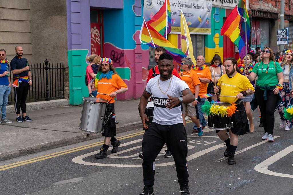 DUBLIN LGBTQ PRIDE PARADE 2019 [NEAR MOSS STREET - TALBOT BRIDGE]-153789