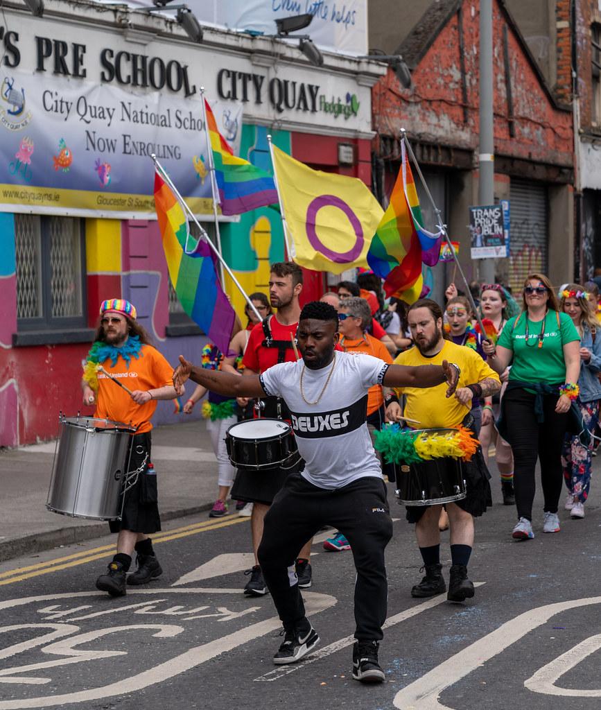 DUBLIN LGBTQ PRIDE PARADE 2019 [NEAR MOSS STREET - TALBOT BRIDGE]-153788