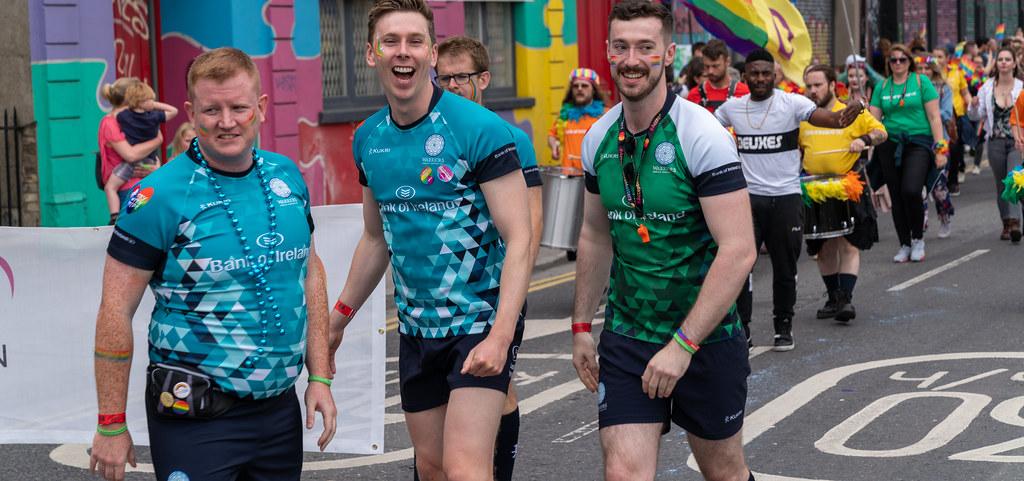 DUBLIN LGBTQ PRIDE PARADE 2019 [NEAR MOSS STREET - TALBOT BRIDGE]-153787