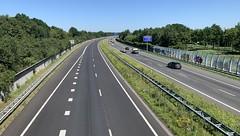 A28 fietsbrug Zeepad Harderwijk-5 (European Roads) Tags: a28 fietsbrug zeepad harderwijk netherlands gelderland