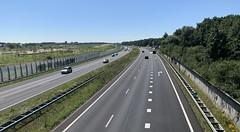 A28 fietsbrug Zeepad Harderwijk-4 (European Roads) Tags: a28 fietsbrug zeepad harderwijk netherlands gelderland