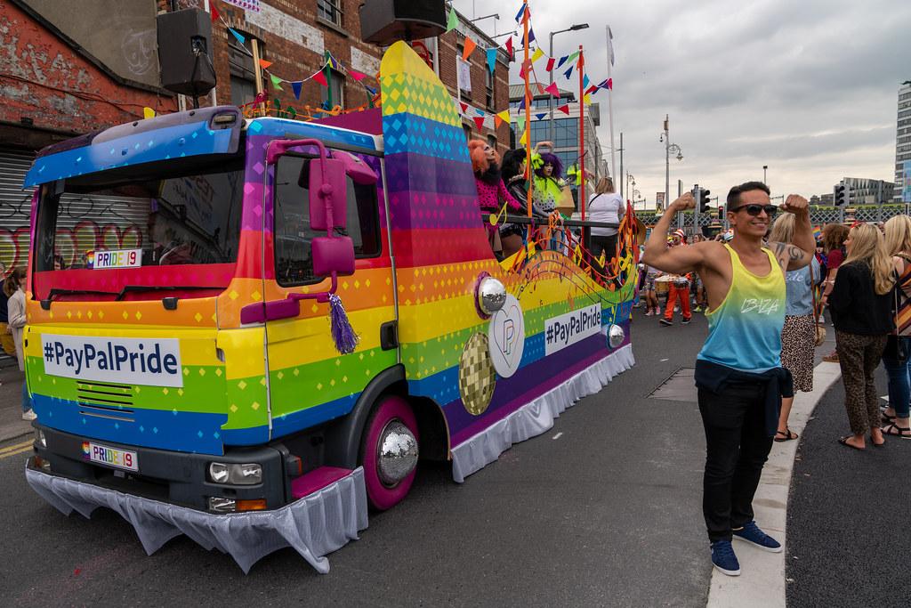 DUBLIN LGBTQ PRIDE PARADE 2019 [NEAR MOSS STREET - TALBOT BRIDGE]-153921