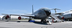 KC-135E (airforce1996) Tags: noseart aviation airplane aircraft airplanes airforce airmuseum airport military usmilitary museum dover delaware airmobilitycommand airlift planes plane display staticdisplay