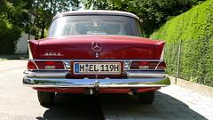 Mercedes W111 (vwcorrado89) Tags: mercedes w111 w 111 benz mercedesbenz 220 s 220s