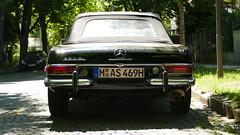 Mercedes W113 US-Spec (vwcorrado89) Tags: mercedes w113 w 113 benz mercedesbenz pagode sl 280 280sl roadster cabrio cabriolet convertible usa usspec