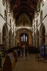 Wimborne Minster interior (20190610) (Graham Dash) Tags: wimborneminster architecture churches minsters
