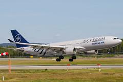 KE_A332_OSL_Skyteam_2 (knut_nordlid) Tags: ke koreanair a330 a332 osl skyteam insta