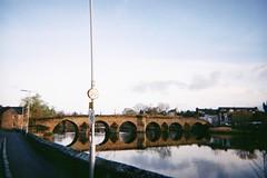 Bridge III (bigalid) Tags: film 35mm march 2019 fs30 leclic kodak colorplus db 200iso dumfries c41 devorgilla river nith
