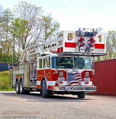 National Institute of Health Fire Department Tower 751 (Seth Granville) Tags: national institute health fire department tower 751 montgomery county maryland bethesda pierce dash ladder truck