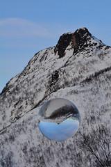 Barden from Mefjordbotn (Steve Selwood) Tags: barden mefjordbotn senja crystalglobe