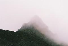 Gloom (IggyRox) Tags: peru andes mountains southamerica film 35mm hike trek nature beauty highaltitude huaripampa ancash alpamayotrek parquenacionalhuascaran pasoloscedros peak pass fog rain solemn gloom atmosphere love