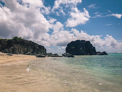 Black Rock Beach Rarotonga