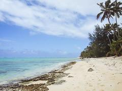 Beach Rarotonga Cook Islands