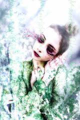 dreamer dreaming (Mau Silerio) Tags: model kristi tabarovskaya modeling posing ballerina russian beautiful beauty portrait stylish style fashion fashionable splash