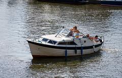 On the boat (Julysha) Tags: boat sneek people summer june acr 2019 thenetherlands friesland d7200 nikkor1680284