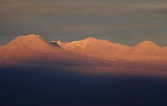 Alpenglow on the High Andes (Ruby 2417) Tags: sunset alpenglow mountain andes scenery landscape nature