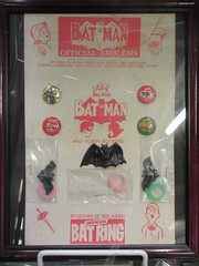 80 Years of Batman Show at the Society of Illustrators Button and Rings 3438 (Brechtbug) Tags: 80 years batman show society illustrators building east 63rd street near lexington avenue 06292019 museum comic cartoon art new york city june 2019 strip comicbook illustration exhibitions exhibition museums galleries pop popular culture pulp fiction comics sunday funnies comix location interior mocca fest hall halls soi bat manga jiro kuwata s japanese version originals collected by chip kidd american graphic designer and others