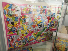 80 Years of Batman Show at the Society of Illustrators Japanese Board Game 3436 (Brechtbug) Tags: 80 years batman show society illustrators building east 63rd street near lexington avenue 06292019 museum comic cartoon art new york city june 2019 strip comicbook illustration exhibitions exhibition museums galleries pop popular culture pulp fiction comics sunday funnies comix location interior mocca fest hall halls soi bat manga jiro kuwata s japanese version originals collected by chip kidd american graphic designer and others