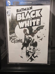 80 Years of Batman at Society of Illustrators Mignola 3430 (Brechtbug) Tags: 80 years batman show society illustrators building east 63rd street near lexington avenue 06292019 museum comic cartoon art new york city june 2019 strip comicbook illustration exhibitions exhibition museums galleries pop popular culture pulp fiction comics sunday funnies comix location interior mocca fest hall halls soi bat manga jiro kuwata s japanese version originals collected by chip kidd american graphic designer and others