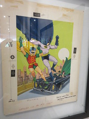 80 Years of Batman at Society of Illustrators Catwoman Catmobile 3425 (Brechtbug) Tags: 80 years batman show society illustrators building east 63rd street near lexington avenue 06292019 museum comic cartoon art new york city june 2019 strip comicbook illustration exhibitions exhibition museums galleries pop popular culture pulp fiction comics sunday funnies comix location interior mocca fest hall halls soi bat manga jiro kuwata s japanese version originals collected by chip kidd american graphic designer and others