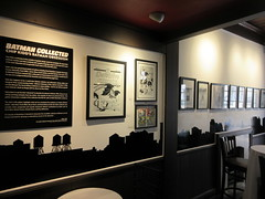 80 Years of Batman - Society of Illustrators Second Floor Cafe / Bar 3421 (Brechtbug) Tags: 80 years batman show society illustrators building east 63rd street near lexington avenue 06292019 museum comic cartoon art new york city june 2019 strip comicbook illustration exhibitions exhibition museums galleries pop popular culture pulp fiction comics sunday funnies comix location interior mocca fest hall halls soi bat manga jiro kuwata s japanese version originals collected by chip kidd american graphic designer and others