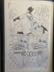 80 Years of Batman at Society of Illustrators 3417 (Brechtbug) Tags: 80 years batman show society illustrators building east 63rd street near lexington avenue 06292019 museum comic cartoon art new york city june 2019 strip comicbook illustration exhibitions exhibition museums galleries pop popular culture pulp fiction comics sunday funnies comix location interior mocca fest hall halls soi bat manga jiro kuwata s japanese version originals collected by chip kidd american graphic designer and others