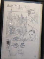 80 Years of Batman at Society of Illustrators 3416 (Brechtbug) Tags: 80 years batman show society illustrators building east 63rd street near lexington avenue 06292019 museum comic cartoon art new york city june 2019 strip comicbook illustration exhibitions exhibition museums galleries pop popular culture pulp fiction comics sunday funnies comix location interior mocca fest hall halls soi bat manga jiro kuwata s japanese version originals collected by chip kidd american graphic designer and others
