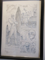80 Years of Batman at Society of Illustrators 3414 (Brechtbug) Tags: 80 years batman show society illustrators building east 63rd street near lexington avenue 06292019 museum comic cartoon art new york city june 2019 strip comicbook illustration exhibitions exhibition museums galleries pop popular culture pulp fiction comics sunday funnies comix location interior mocca fest hall halls soi bat manga jiro kuwata s japanese version originals collected by chip kidd american graphic designer and others