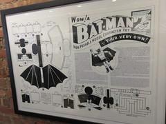 80 Years of Batman Show at the Society of Illustrators Chris Ware 3410 (Brechtbug) Tags: 80 years batman show society illustrators building east 63rd street near lexington avenue 06292019 museum comic cartoon art new york city june 2019 strip comicbook illustration exhibitions exhibition museums galleries pop popular culture pulp fiction comics sunday funnies comix location interior mocca fest hall halls soi bat manga jiro kuwata s japanese version originals collected by chip kidd american graphic designer and others