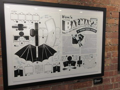 80 Years of Batman Show at the Society of Illustrators Chris Ware 3403 (Brechtbug) Tags: 80 years batman show society illustrators building east 63rd street near lexington avenue 06292019 museum comic cartoon art new york city june 2019 strip comicbook illustration exhibitions exhibition museums galleries pop popular culture pulp fiction comics sunday funnies comix location interior mocca fest hall halls soi bat manga jiro kuwata s japanese version originals collected by chip kidd american graphic designer and others