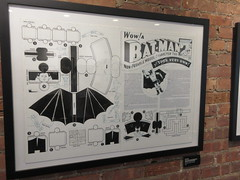 80 Years of Batman Show at the Society of Illustrators Chris Ware 3402 (Brechtbug) Tags: 80 years batman show society illustrators building east 63rd street near lexington avenue 06292019 museum comic cartoon art new york city june 2019 strip comicbook illustration exhibitions exhibition museums galleries pop popular culture pulp fiction comics sunday funnies comix location interior mocca fest hall halls soi bat manga jiro kuwata s japanese version originals collected by chip kidd american graphic designer and others