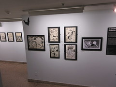 80 Years of Batman at Society of Illustrators Basement 3435 (Brechtbug) Tags: 80 years batman show society illustrators building east 63rd street near lexington avenue 06292019 museum comic cartoon art new york city june 2019 strip comicbook illustration exhibitions exhibition museums galleries pop popular culture pulp fiction comics sunday funnies comix location interior mocca fest hall halls soi bat manga jiro kuwata s japanese version originals collected by chip kidd american graphic designer and others