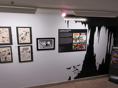 80 Years of Batman at Society of Illustrators Basement 3434 (Brechtbug) Tags: 80 years batman show society illustrators building east 63rd street near lexington avenue 06292019 museum comic cartoon art new york city june 2019 strip comicbook illustration exhibitions exhibition museums galleries pop popular culture pulp fiction comics sunday funnies comix location interior mocca fest hall halls soi bat manga jiro kuwata s japanese version originals collected by chip kidd american graphic designer and others