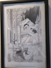 80 Years of Batman at Society of Illustrators 3412 (Brechtbug) Tags: 80 years batman show society illustrators building east 63rd street near lexington avenue 06292019 museum comic cartoon art new york city june 2019 strip comicbook illustration exhibitions exhibition museums galleries pop popular culture pulp fiction comics sunday funnies comix location interior mocca fest hall halls soi bat manga jiro kuwata s japanese version originals collected by chip kidd american graphic designer and others