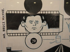 80 Years of Batman Show at the Society of Illustrators Chris Ware 3405 (Brechtbug) Tags: 80 years batman show society illustrators building east 63rd street near lexington avenue 06292019 museum comic cartoon art new york city june 2019 strip comicbook illustration exhibitions exhibition museums galleries pop popular culture pulp fiction comics sunday funnies comix location interior mocca fest hall halls soi bat manga jiro kuwata s japanese version originals collected by chip kidd american graphic designer and others