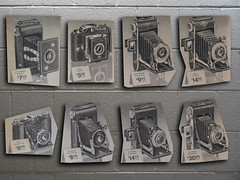 Cameras 1940 (DDM Imaging) Tags: bw blackandwhite camera cameras catalog 1940 buy film old vintage history antiques heritage generation sony a7ii a7m2 hx50v
