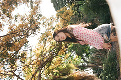 (Chloe Nomura) Tags: film filmgrain hawaii oahu light lifestyle grain grainy flowers expired expiredfilm