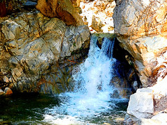 Lowest Forest Falls (EmperorNorton47) Tags: sanbernardinonationalforest forestfalls california photo digital spring waterfall creek stream