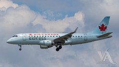 Air Canada Express EMB-175 (C-FEKD).jpg (Vince Amato Photography) Tags: cfekd embraer trudeauinternationalairport aircanadaexpress emb175 commercialairliner cyul canada e175 e75 ggn jza kv montreal qk quebec skv yul zx