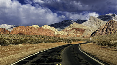 02469376422554-113-19-06-Winter's Day in Red Rock Canyon-3 (You have failed me for the last time Jim) Tags: 2019 america blm february mojavedesert nationalpark nevada places redrock usa canon earth landscape nature nearlasvegas sky winter road